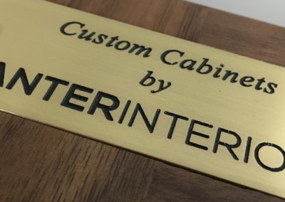 Santer Interiors Custom Cabinets Perth